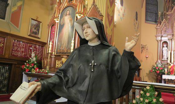 Szkola duchowosci Siostry Faustyny
